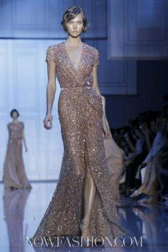 Elie Saab Couture Fall Winter 2011 Paris