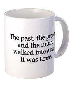 'Past, Present & Future' Mug