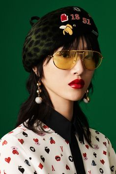 Bally Fall 2017 Ready-to-Wear Fashion Show Details Tokyo Fashion, Fashion 2017, New York Fashion, Fashion Show, Fashion Hats, 1950s Women, Work Chic, Womens Clothing Stores, Korean Model