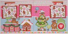 blog loaded with cute ideas! PAPER PIECING MEMORIES BY BABS: November 2012