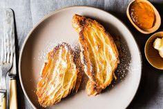 Alex Raijs Croissants a la Plancha