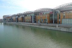 Lyon, Confluence