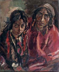 Gipsy women - Jan Sluijters