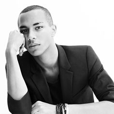 Olivier Rousteing http://www.vogue.fr/thevoguelist/olivier-rousteing/301