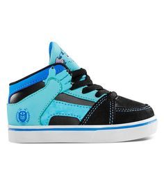 Take a look at this Black & Blue Monsters University RVM Sneaker on zulily today!