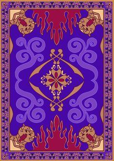 Image result for aladdin magic carpet