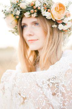 Anastasiya Belik Photography - Floral crown