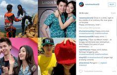 Pemain Sinetron Anak Jalanan Natasha Wilona Dan Stefan William Rayakan Anniversari Ke 2 Dengan Melakukan Hal Ini   Kabarmaya.com