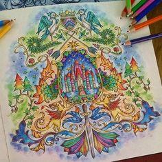 """WEBSTA @ mariandoafora - """"(…) Todas as pessoas grandes foram um dia crianças – mas poucas se lembram disso.""""– Antoine de Saint-Exupéry#florestaencantada #jardimsecretotop #florestaencantadainspire #jardimsecretoinspire #jardimsecreto #johannabasford #livroparacolorir #florestaencantadatop #staedtler #florestaencantada_brasil #jardimsecretofans #jardimsecretolovers #livroantiestresse #florestaencantadainsta #livroscoloridos"""