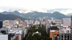 360° View of Sapporo by Endarastya Sarah, intern at JapanTravel. Join the team at http://en.japantravel.com/interning !