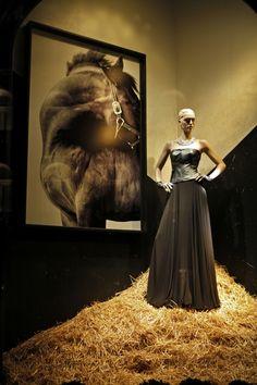 Ralph Lauren Window Display - New York, September 2012