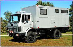 GXV Builds the Global Traveler Camper