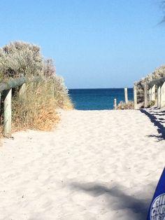 South Beach in Fremantle