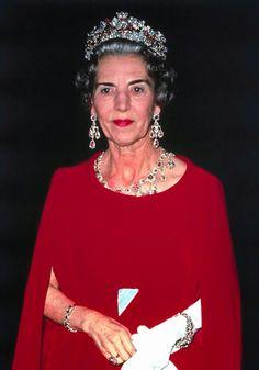 THE QUEEN H.M. Queen Ingrid of Denmark, née Princess of Sweden (1910-2000)
