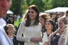 The British Royals at a Kids' Party in London May 2017 | POPSUGAR Celebrity