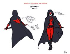 Damian got me thinking… I think he'd be a combination of Robin + Nightwing + samurai/ninja-assassin. He'd work solo and mostly down-low, like Cass, but can be flashy at times due to his. Comic Book Characters, Marvel Characters, Comic Character, Character Concept, Character Design, Jim Lee Batman, Batman Robin, Nightwing, Batgirl