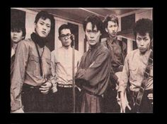 1981|- WE ARE BOOWY -