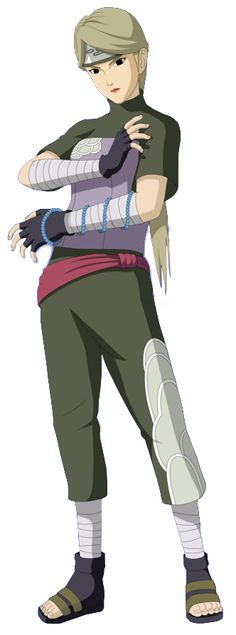Day 2 favourite female character, Yugito Nii. You barely see here in Naruto but shes really cool! And shes a really good character in the games. plus she has the 2 tails :)