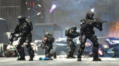 Assault on Vecchio by Rookie425 on DeviantArt