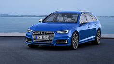 This is the 2017 Audi S4 Avant