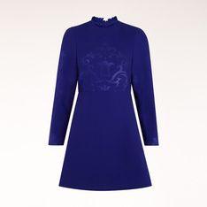 Midnight Camilla Embossed Dress