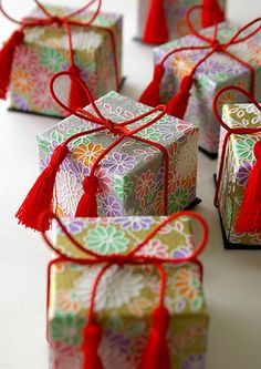 japanese paper wrapping