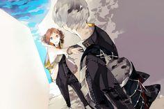 Yosuke and Narukami
