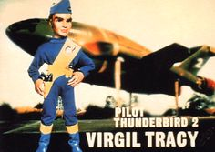Virgil Tracy was my favourite Puppet. When I was a Kid. New Movies Coming Out, Timeless Series, Thunderbirds Are Go, Classic Sci Fi, Cult, Animation, Old Tv Shows, Old Movies, Favorite Tv Shows