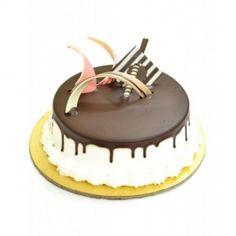 Order Birthday Cake Online, Send Birthday Cake, Happy Birthday Wishes Cake, Icing Cake Design, Cake Designs, Online Cake Delivery, Types Of Cakes, Cake Shop, Party Cakes