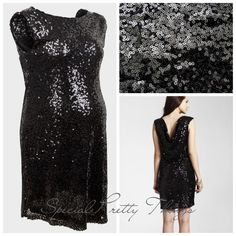 a745c78ce4 Black Maternity Dress Rock a Bye Rosie Debenhams Sequin Party £95 UK 8 10 12