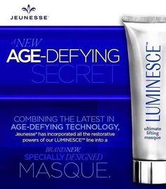 luminesce ultimate lifting masque - Google Search