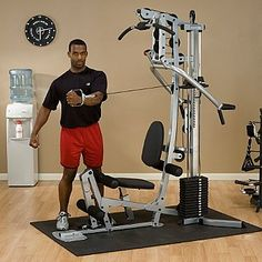 PowerLine Limited Space Home Gym #ShopNBCwishlist