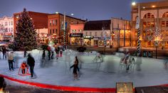 New to Waterloo - Moving to Ontario just got a whole lot easier. New to Waterloo is the best online resource for information on living in Waterloo, Ontario Under The Moon, Skate, Toronto, Street View, Christmas Tree, Mansions, Landscape, House Styles, Canada Ontario