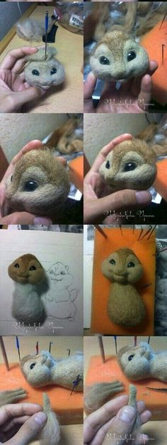 Step 1 chipmunk
