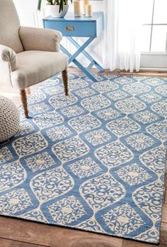 Nuloom Nautical Anchors Area Rug 8 X 10 Anchor Indoor Outdoor And Bedrooms