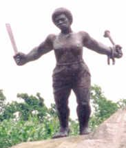 Carlota, an enslaved woman, took up the machete in 1843 to lead a slave uprising at the Triumvirato sugar mill in Matanzas Province and was killed. She was one of the 3 leaders of the rebellion. Her name was later given to Cuba's 1980's operation Black Carlota in Southern Africa, which culminated in the battle of Cuito Cuanavale and the defeat of the South African army in pitch battle. Today, people can visit the remains of the Triumvirato sugar mill and see the monument to Carlota's…