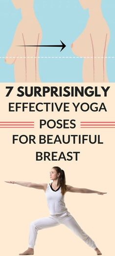 7 Surprisingly Effective Yoga Poses For Beautiful Breasts !