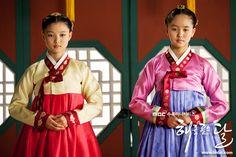 The Moon Embracing The Sun - AsianWiki 2 best young actress Korean Hanbok, Korean Dress, Korean Outfits, Young Actresses, Young Actors, Korean Traditional Dress, Traditional Dresses, Lee Minh Ho, Dong Yi
