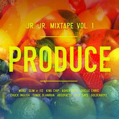 Dale Earnhardt Jr Jr - Produce Vol 1