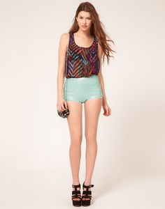 Mint Spring/ Summer 2013 Fashion Trends