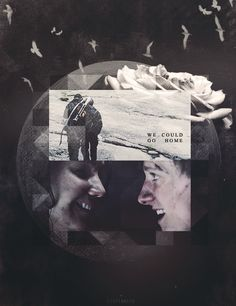 """Hope, the only thing stronger than fear. """"We could go home."""" #TheHungerGames #KatnissEverdeen #PeetaMellark"""