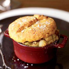 Sweet Potato Biscuits // More Sweet Potato Recipes: www.foodandwine.com/slideshows/sweet-potatoes/1 #foodandwine