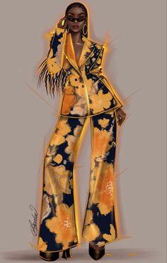 Fashion Design Sketchbook, Fashion Sketches, Fashion Art, Fashion Models, Fashion Outfits, Fashion Illustration Dresses, Fashion Figures, Thoughts, Fashion Sketchbook