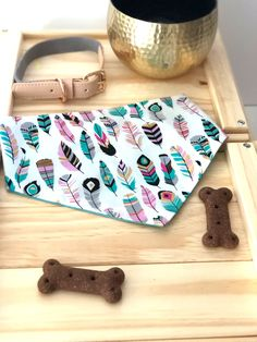 Your place to buy and sell all things handmade Come Undone, Border Terrier, Neckerchiefs, Dog Bandana, Green Cotton, Dog Lover Gifts, Pink Glitter, Dog Breeds, Your Dog