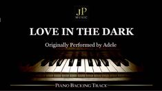 Thinking Out Loud by Ed Sheeran (Piano Accompaniment) Let It All Go, Cant Help Falling In Love, Coldplay Piano, Adele Piano, Haley Reinhart, Music Writing, Piano Tutorial, Backing Tracks, Jessie J