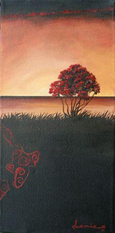 Gisborne Landscape by Lanie Wilton