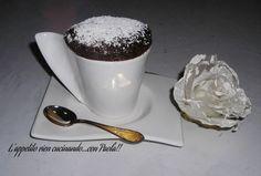 Muffin in tazza,ricetta al microonde