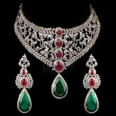 Great Wedding Diamond Necklace