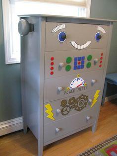 Robot Dresser