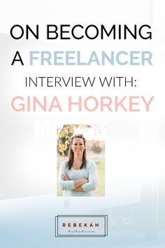 Hey guys! This week we're welcoming Gina Horkey from Horkey Handbook to the blog. I owe my introduction to the online business world to her and see her as a huge inspiration - Everything she creates is GOLD. Today she's sharing tips, advice and lessons she's learned from becoming a freelancer as well as her... View the Post